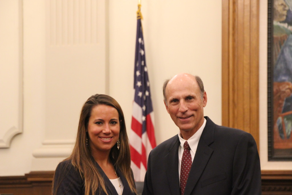 Mark C. Clemm and Katie M. Clemm